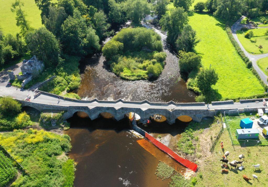 Bridge Scour Protection